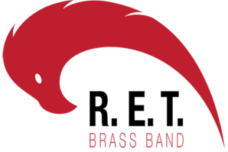 R.E.T. Brass Band Logo