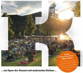 """Klassik am See"" in Kufstein @ Badeanstalt Hechtsee"